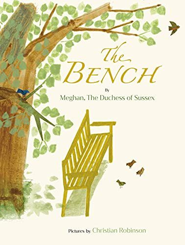 Meghan Markle Celebrates The Bench Becoming a Best Seller with a Personal Note
