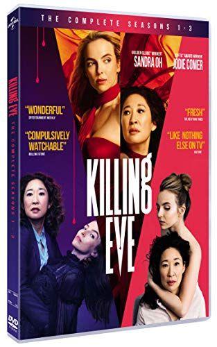 Killing Eve: The Complete Seasons 1-3 [DVD]