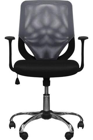 Atlanta Mesh Operator Chair - Grey