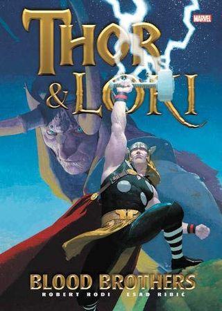 Thor & Loki: Blood Brothers by Robert Rodi and Esad Ribic