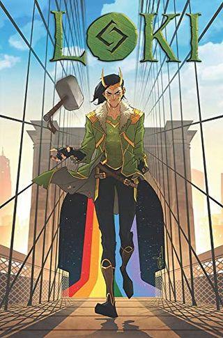 Loki: The Fallen God from Daniel Kibblesmith and Oscar Bazaldua