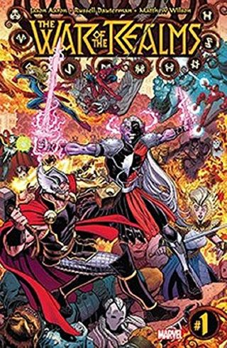 The War of the Realms by Jason Aaron and Russel Dauterman