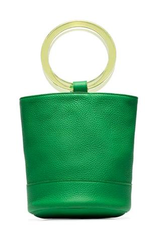 Lime Green Bonsai Bag