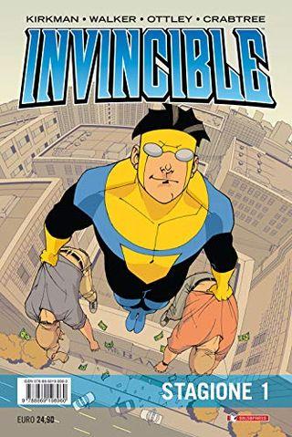 Invincible non è la solita storia di supereroi