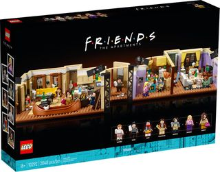 LEGO 10292: The Friends Apartments