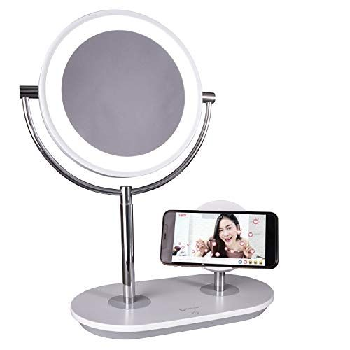 10 Best Lighted Makeup Mirrors 2021, What Is The Best Makeup Mirror
