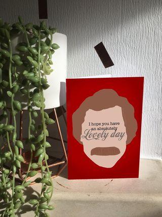 بطاقة عيد ميلاد مايك وزنياك