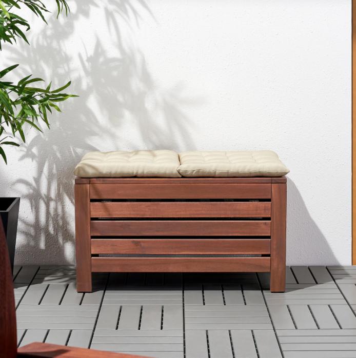 Affordable Garden Benches, Ikea Outdoor Garden Shed