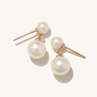 Essential Pearl Earrings
