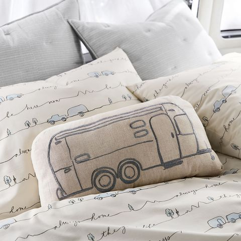 Pottery Barn and Airstream's New Road-Trip Inspired Home Collection Dropped Just in Time for Summer