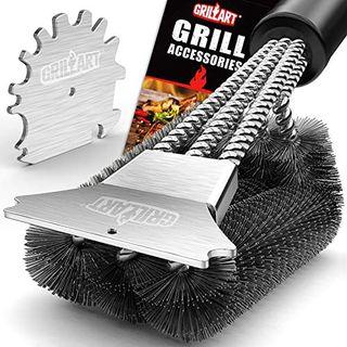 Grill Brush and Scraper