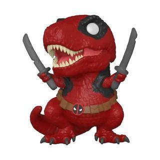 Deadpool 30th Anniversary Dinopool Funko Pop!  figure