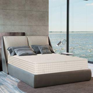 Organic latex plush bed mattress: The Botanical Bliss®