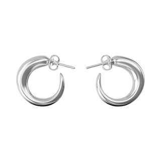 Khartoum Hoop Earrings