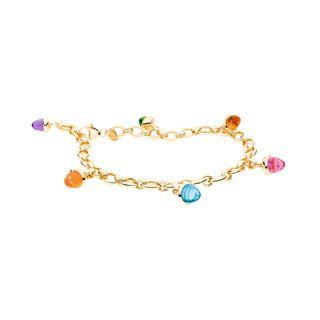 Mikado Charm Bracelet