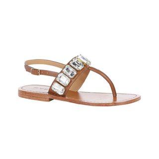 Calfskin Sandal