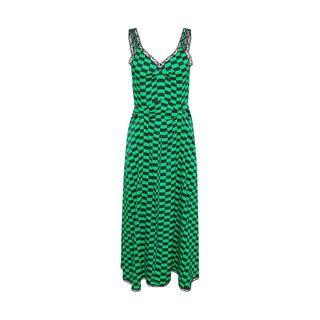Romy Checked Dress