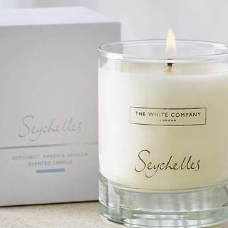 Seychelles Candle, The White Company, £20
