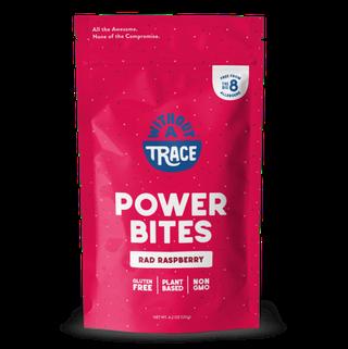 Rad Raspberry Power Bites