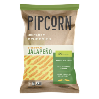 Heirloom Jalapeno Cheddar Crunchies (Pack of 3)