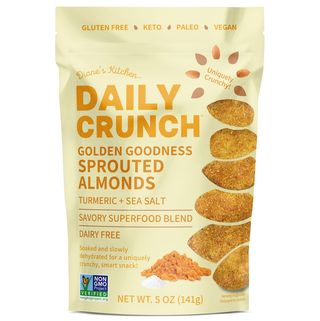 Golden Goodness Sprouted Almonds (Pack of 2)