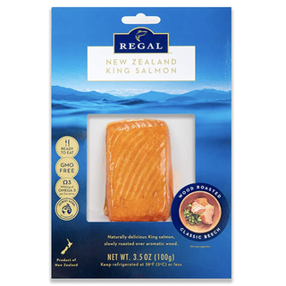New Zealand King Wood Roasted New Zealand Beech Smoked Salmon