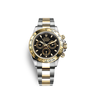 Cosmograph DaytonaOyster 40 mm Oystersteel and Yellow Gold