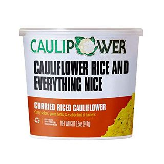 Curried Riced Cauliflower Cups (6-Pack)