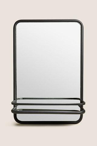 Lexington Mirror with Shelf, M&S, £89