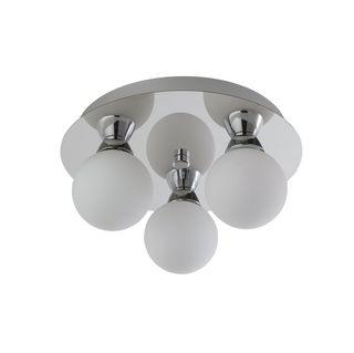 Yuko 3 Light Bathroom Light, Argos, £25