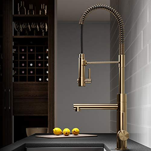 10 Best Kitchen Faucets To Buy In 2021