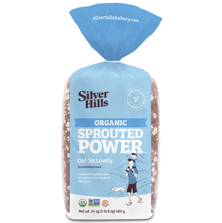 Organic Sprouted Power Oat So Lovely Bread