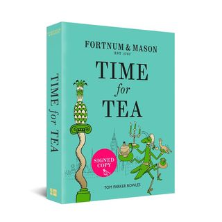 Fortnum's Time for Tea Book, Signed Copy