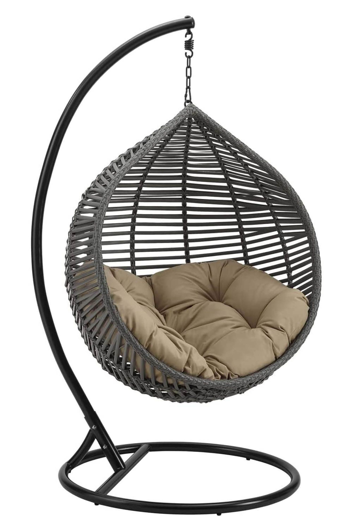 Best Swing Chairs With Stands 2021, Outdoor Swing Chairs With Stand