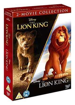 The Lion King double box