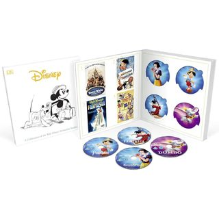 Complete collection of Disney classics