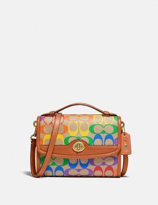 Kip Turnlock shoulder bag