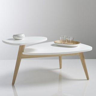 Jimi Vintage Two-Tier Coffee Table