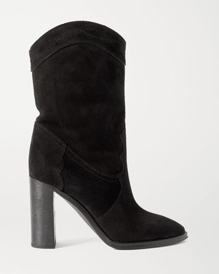 Kate suede ankle boots