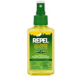 Repels Lemon Eucalyptus Insects