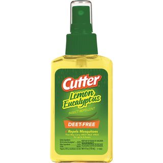 Lemon Eucalyptus Cutter Insect Repellent