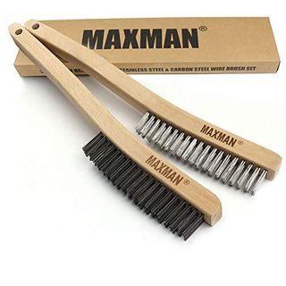 Juego de cepillo de alambre