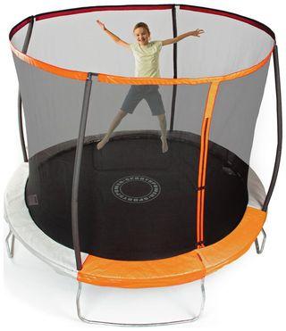 Sportspower 8 'Outdoor Kids Trampoline with Enclosure