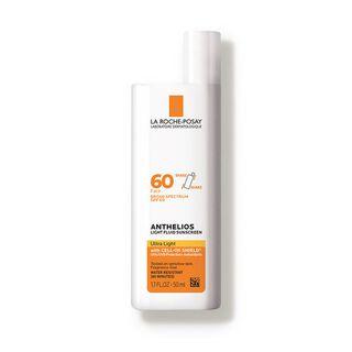 Anthelios Ultra Light Fluid Face Sunscreen Broad Spectrum SPF 60