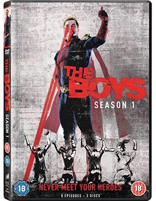The boys season 1 [DVD]