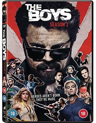 The boys season 02 [DVD]