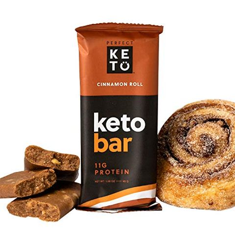 These 9 Low-Carb Protein Bars Will Make Going Keto Easier Than Ever