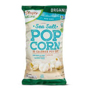 Simply Nature Organic Popcorn