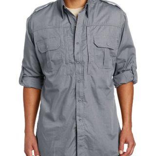 Men's Long Sleeve Tactical Shirt