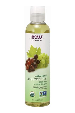 NOW Solutions Certified Organic Grapeseed Oil